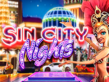 Играть в новом игровом зале в автомат Sin City Nights